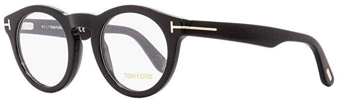 c9ed8fa7b1d01 TOM FORD Eyeglasses FT5459 001 Shiny Black Review