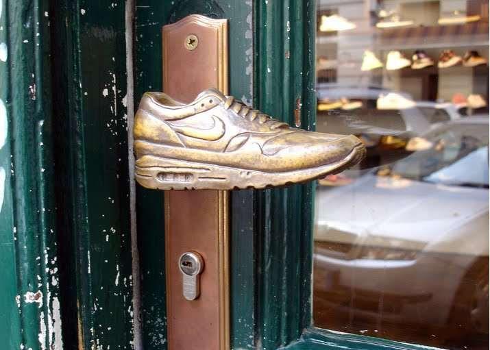 Nike Door Handles