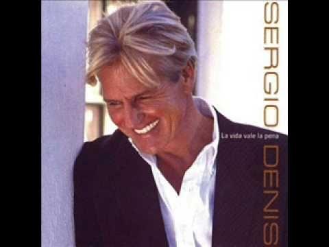 Sergio Denis - Cuando un hombre ama a una mujer (audiofotos)