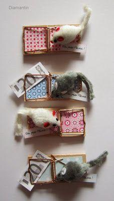 Diamantin´s Hobbywelt: Ein paar Mäuse