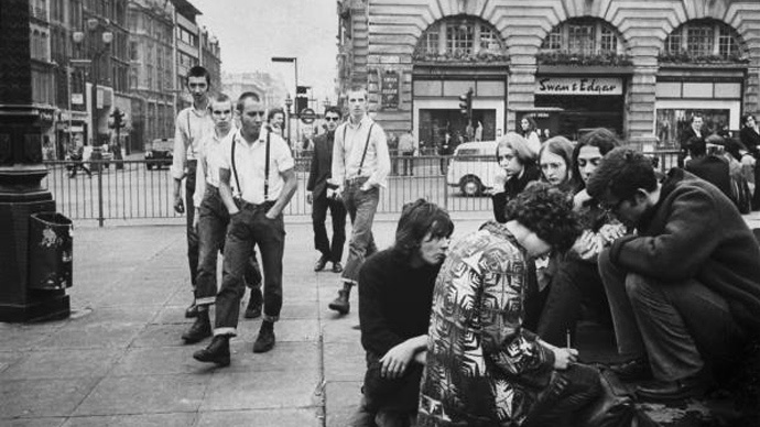 skinhead style in london