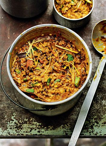 black dal by Rick Stein
