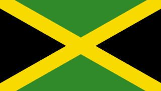 Jamaica Flag Printables for World Thinking Day. Green is for the land. Yellow is for the sun. Black is for the people.