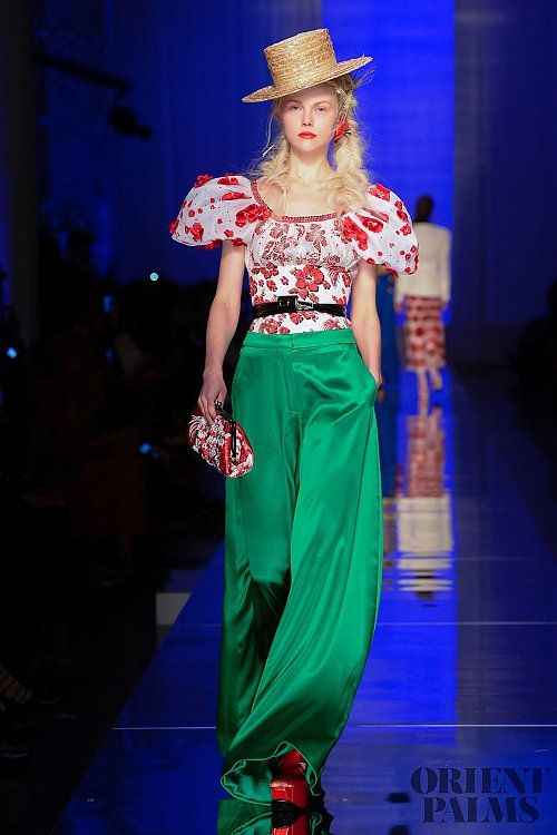 Jean Paul Gaultier Spring-summer 2017 - Couture