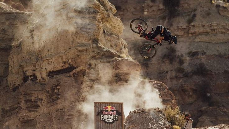 Meet the mountain bikes built to survive a backflip off a cliff