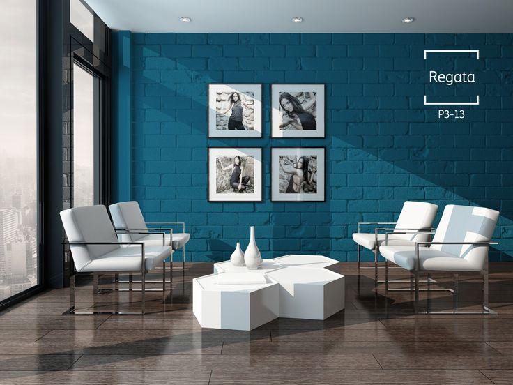 Pintura de interior pintura interior with pintura de for Pintura interior turquesa