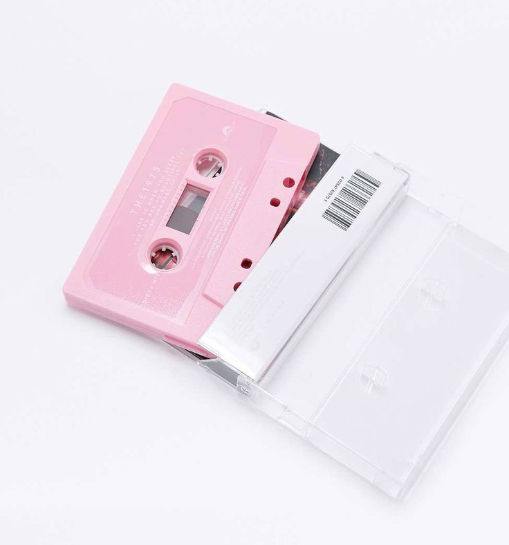 The 1975: I Like It When You Sleep, For You Are So Beautiful Yet So Unaware Of It Cassette Tape