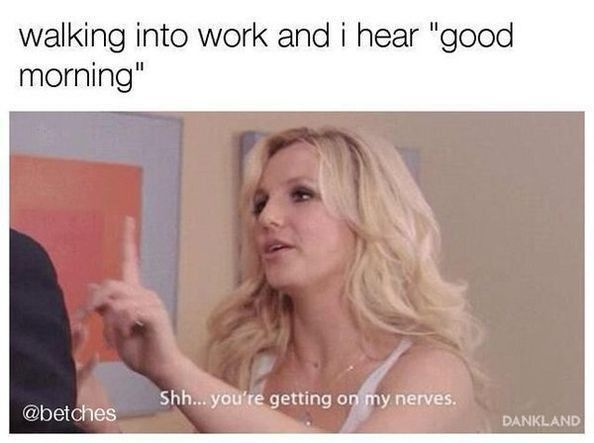 Pin By Krista Hildenbrand On Work Related In 2020 Funny Good Morning Memes Morning Memes Work Memes