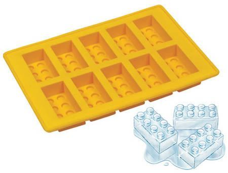 10 Most Creative Ice Cube Trays - Oddee.com (novelty ice cube trays)