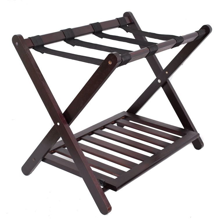 17 Best Ideas About Luggage Rack On Pinterest Guest