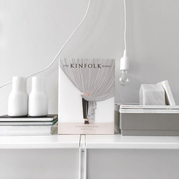 Planning your next decorating project? The Kinfolk Home is full of inspiring ideas to make a house into a home… online now at www.whiteandco.com.au✖