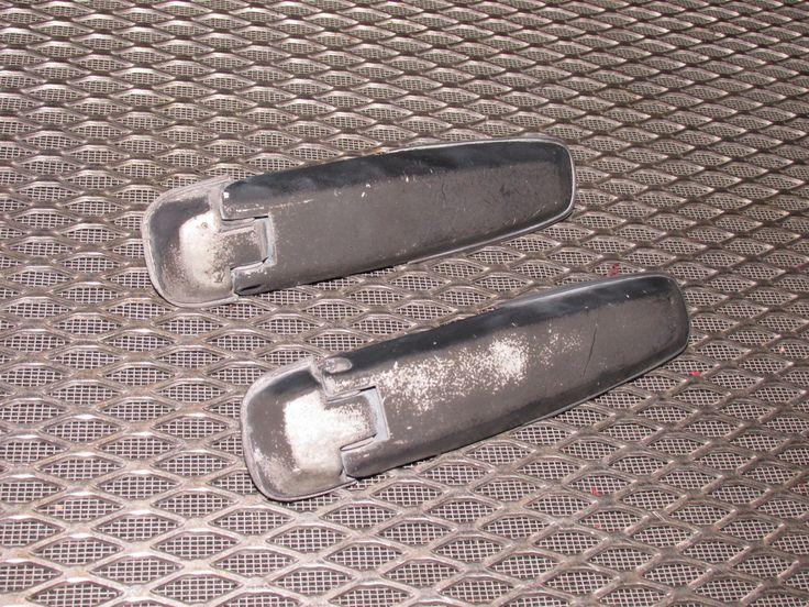 84 85 Mazda RX7 OEM Hatch Glass Door Hinges Set