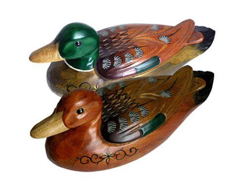 Wooden Wild Googes.