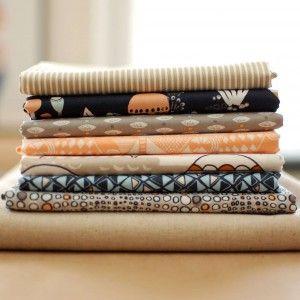 Tepee Adventures Quilt Kit from Warp & Weft | Exquisite Textiles
