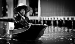 Фотографии Таиланда - Плавучий рынок