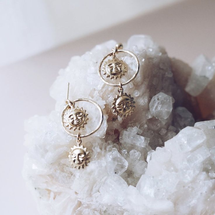 Luce Del Sole Earrings