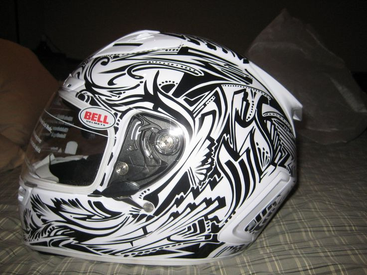 *** 2010- Bell Star Cerwinske Helmet - Brand New *** - MBWorld.org Forums