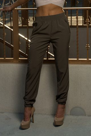 Slater Pant - Mocha – The BB Boutique