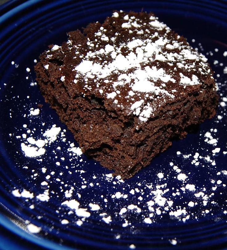 Recipe: Brownies with Spinach. Yes, Spinach. - The Sisterhood of the Shrinking Jeans LLC
