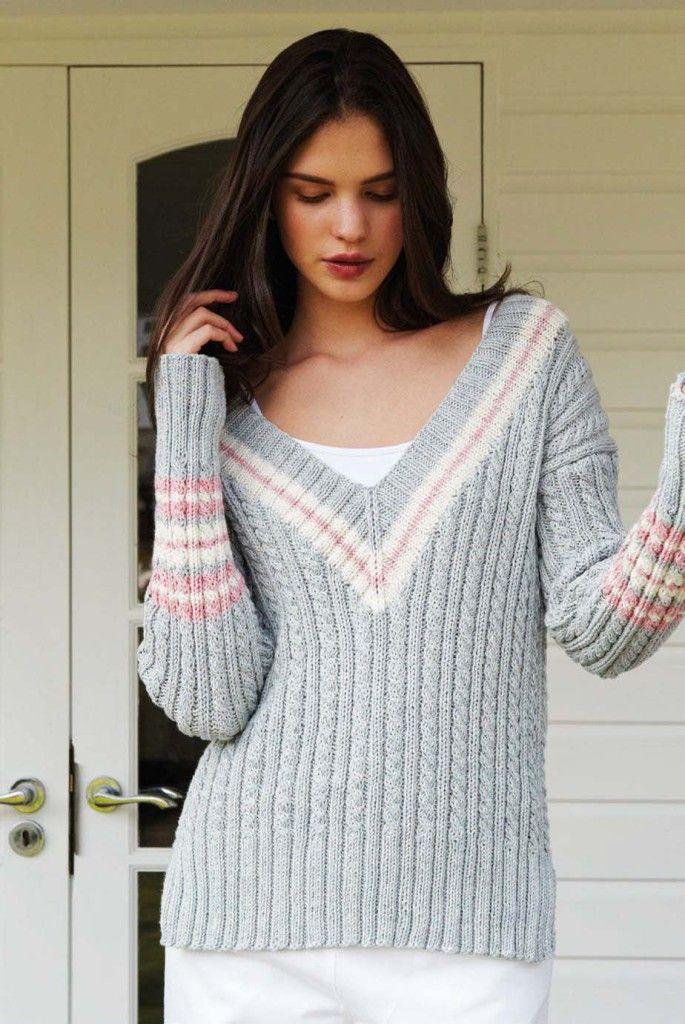 17 best Cotton Denim DK images on Pinterest   Hand knitting ...