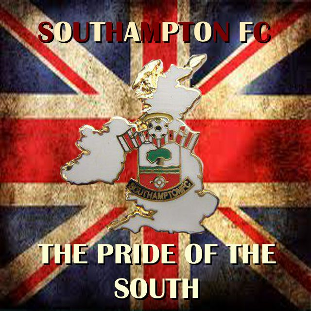 SOUTHAMPTON FC PRIDE OF THE SOUTH