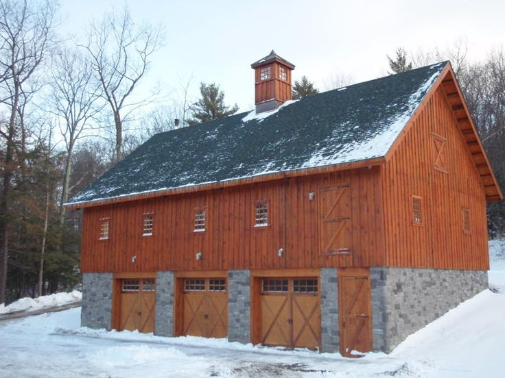 Post & Beam Garage    www.sandcreekpostandbeam.com  https://www.facebook.com/pages/Sand-Creek-Post-Beam-Traditional-Post-Beam-Barn-Kits/66631959179