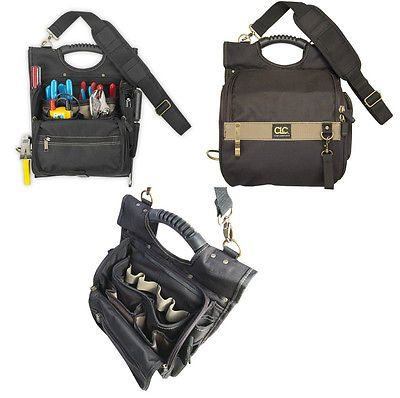 14766 tools CLC 1509 Large 21 Pocket Professional Electrician's Zippered Tool Belt Pouch  BUY IT NOW ONLY  $37.95 CLC 1509 Large 21 Pocket Professional Electrician's Zippered Tool Belt Pouch...