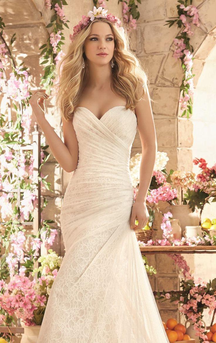 86 besten Hochzeitskleider Bilder auf Pinterest | Hochzeitskleider ...
