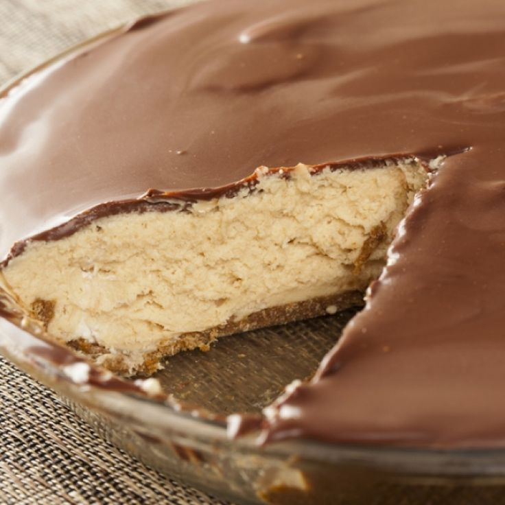 A Very Delicious recipe for gourmet peanut butter pie. This is a family favorite dessert.