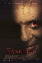 Hannibal - Living in exile, Hannibal Lecter tries to reconnect with now disgraced FBI agent Clarice Starling and finds himself a target for revenge from a powerful victim.