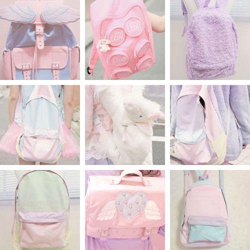 Kawaii backpacks