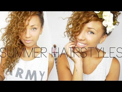 Astounding 1000 Ideas About Quick Curly Hairstyles On Pinterest Curly Hairstyles For Women Draintrainus