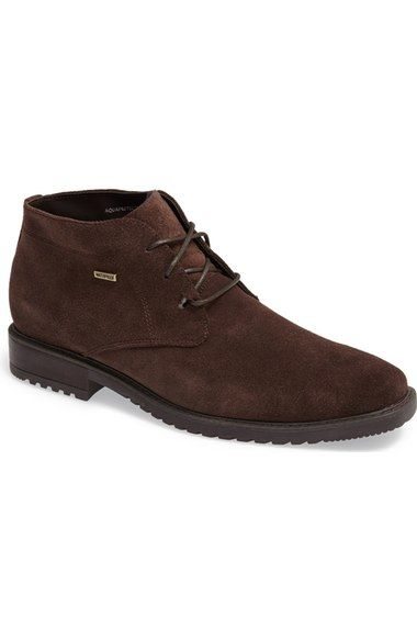 Blondo  'Griffin' Waterproof Suede Chukka Boot $185 | Nordstroms