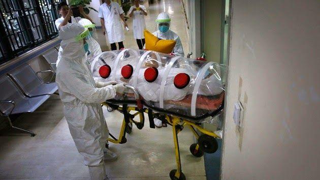 ¿Cómo ataca el virus del ébola al organismo humano?