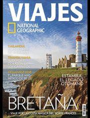 Viajes: National Geographic. Revista mensual desde 1999. Hermana viajera de la famosa National Geographic.