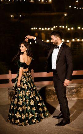Delhi NCR weddings | Varun & Komal wedding story | WedMeGood