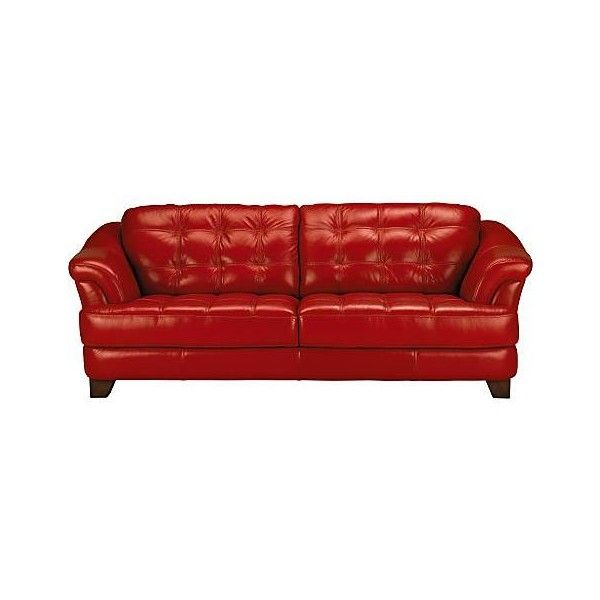 Exceptional Value City Furniture: Factory Direct Furniture   Living Room   Jacklyn...  (. Red Leather ...