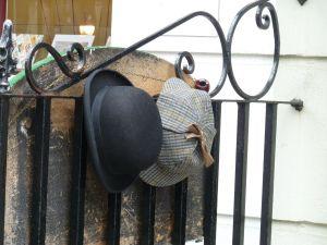 Baker street, Sherlock Holmes, Londres, Angleterre