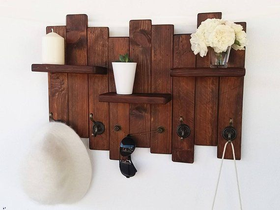 NEW BROOKLYN HANGING BAR RECYCLED WOOD WALL SIGN