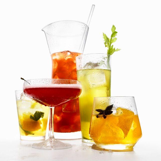 Nonalcoholic Cocktail Recipes - Bon Appétit