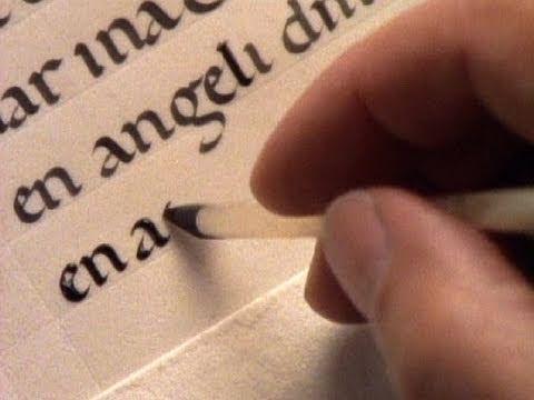 Making Manuscripts - Getty Museum