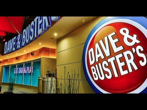 Dave and Buster's Bars Military Vets