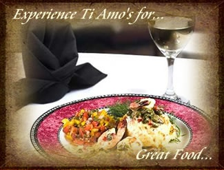 Ti Amo Restaurant Tulsa Available For Wedding Catering