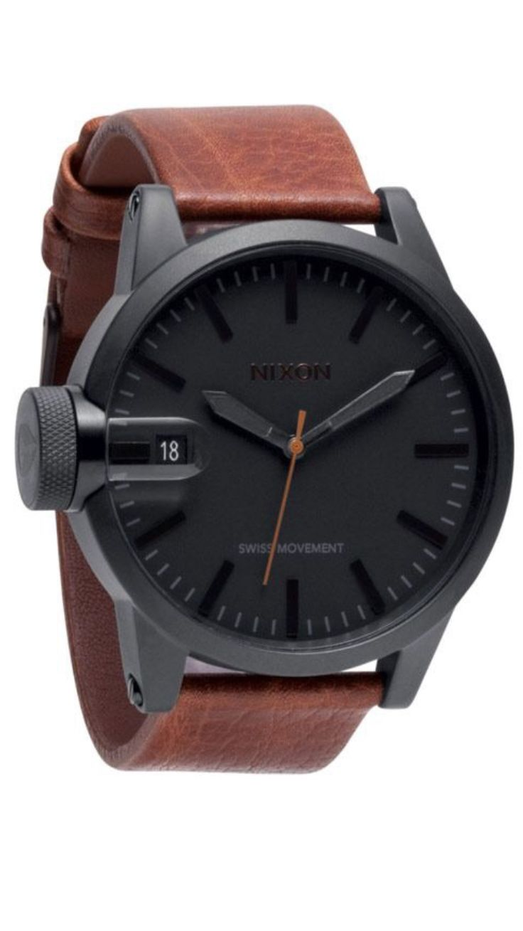 74 Best Cosas De Interes Images On Pinterest Man Watches Wrist Manzone Mens Top Broonze 1 Maroon Xl I Have A Thing For Matte Black And Brown Leather Nixon X Barneys Holiday 2010 Watch Collection