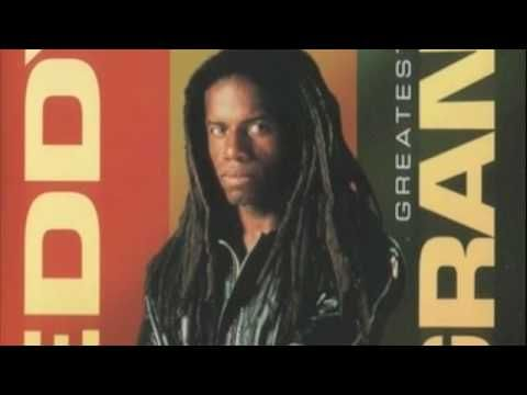 Eddy Grant - Electric Avenue [Hahah, this song reminds me of Graphic Design class.]