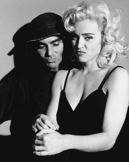 Madonna and Steven Meisel