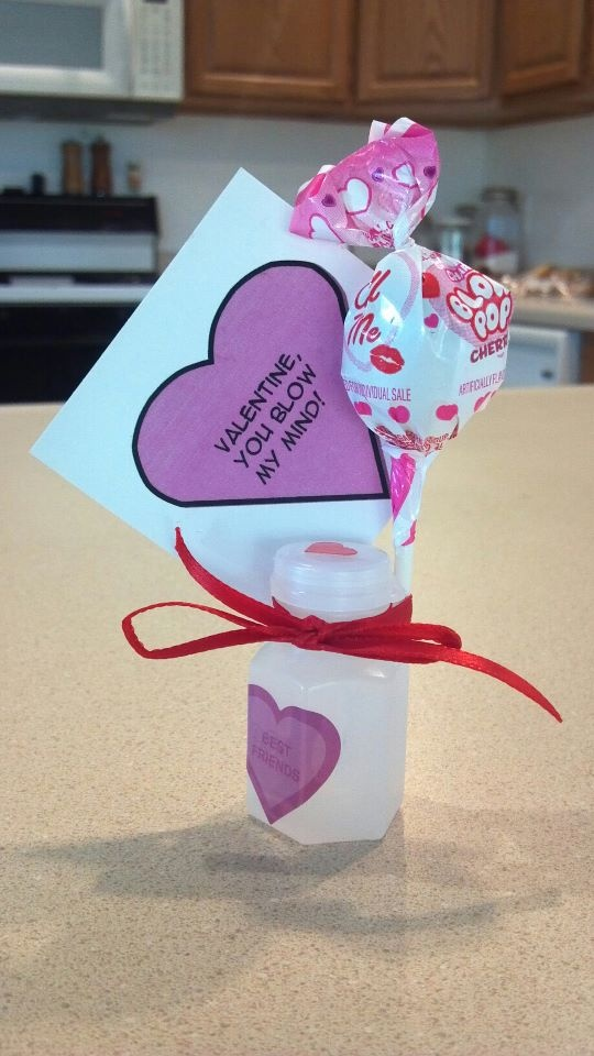 Kid Valentine Crafts Homemade