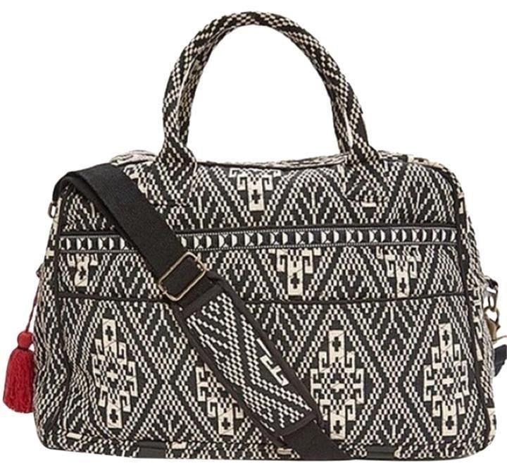 "SOUTHERN GIRL FASHION $125 ""Duffle Bag Bohemian Convertible Weekender Luggage"" #Boutique"