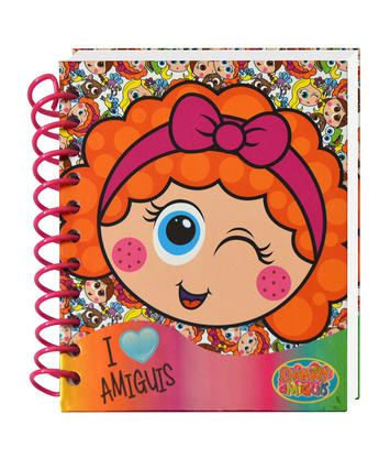 Cuaderniux Pocket Chamoy Medidas Alto 14.5 cm Acncho 3 cm Largo 12 cm Peso 70 gr Material: Carton y Papel Accesorio de Papeleria para Uso Personal. Producto...