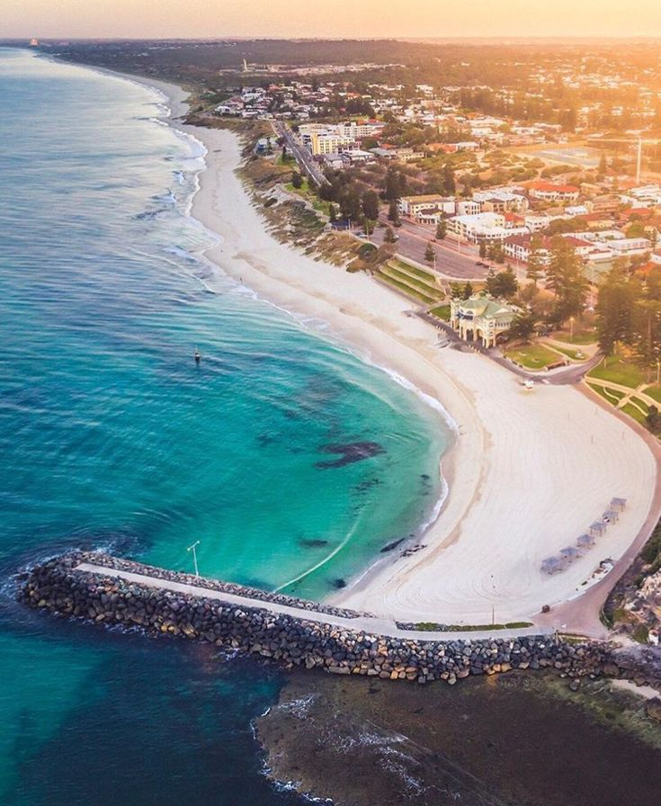 The stunning Cottesloe Beach | Perth | Western Australia